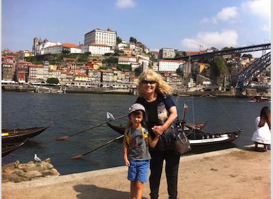 Luca e Vovó - Porto