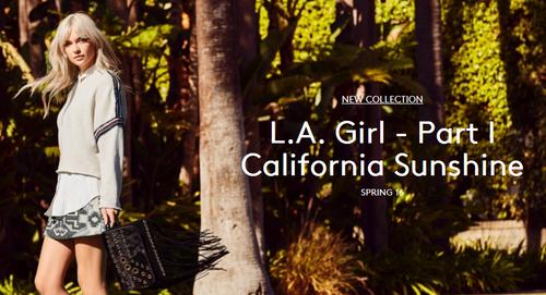 Lefties L.A Girl Primavera 2016 arrasosdamoda 1.pn