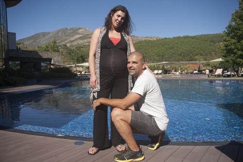 Como mimar uma grávida