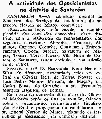 Esmeralda Flora Bento da Silva] [DL] [1949_01_10]