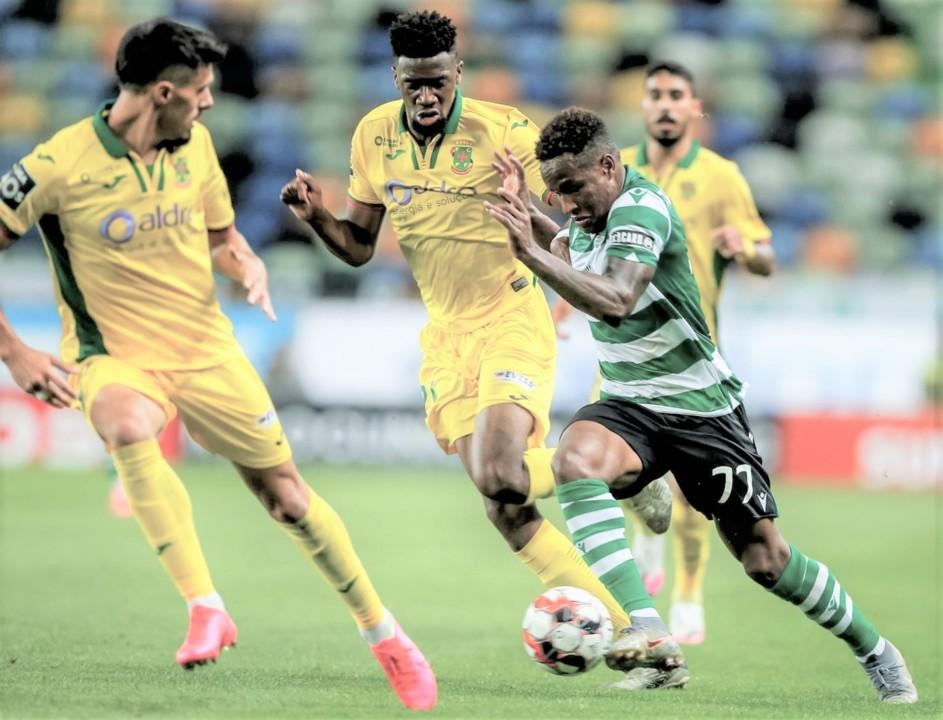 Sporting Paços de Ferreira 2019-20 1-0 1ª Liga 2