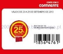 25% em Detergentes para Loiça