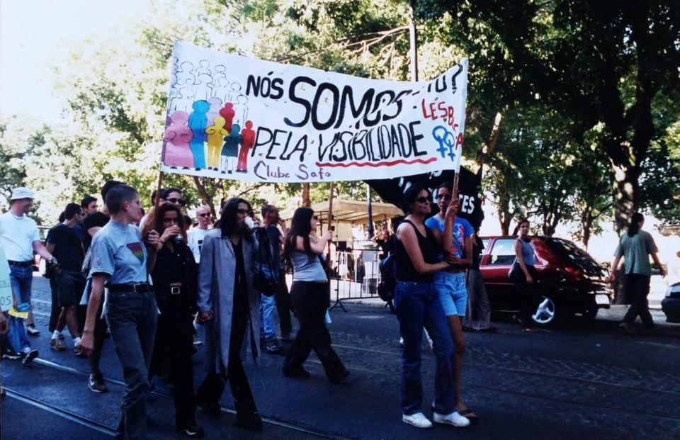 Marcha do Orgulho LGBT de Lisboa 2000