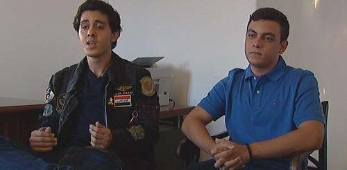 Os filhos do Embaixador do Iraque em Portugal aa.j