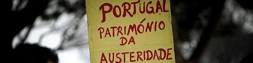 Portugal, património da austeridade