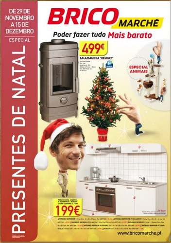 Novo Folheto   BRICOMARCHÉ   Presentes de Natal