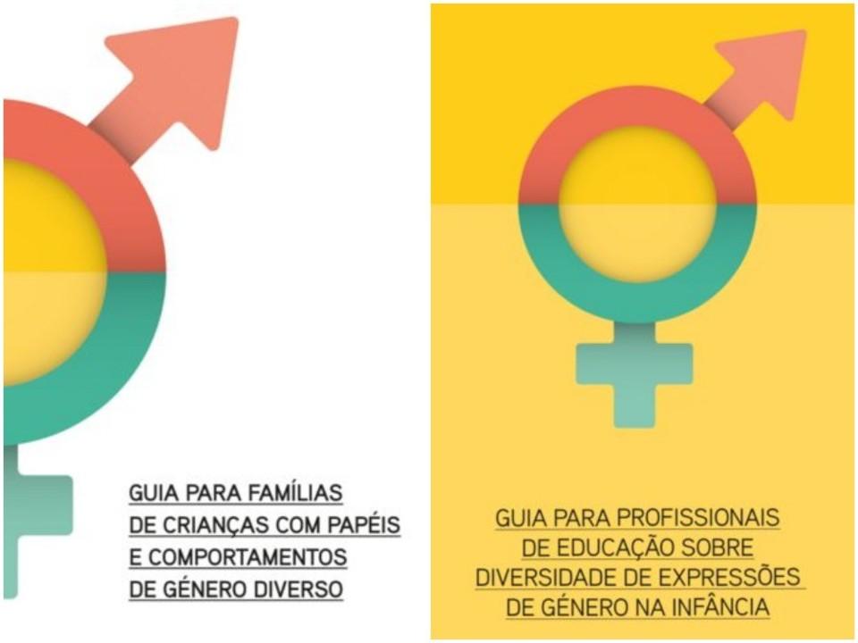 Guias AMPLOS Diversidade Género Infância Pais e