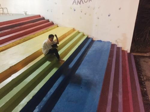 Escadaria Colorida True Colours.jpg