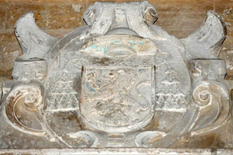 Armas de D. Afonso de Castelo-Branco existentes no