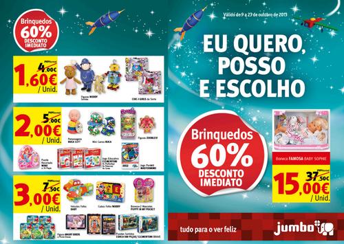Folhetos Jumbo agora em PDF - Brinquedos
