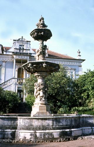 José Barata. Palacete Garcia. Fonte  cor.TIF