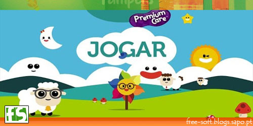 Aplicações e jogos para crianças e bebés no Android