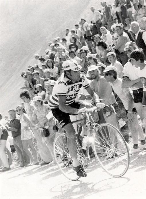 Joaquim Agostinho Tour de France 1975 cimo de l'Iz
