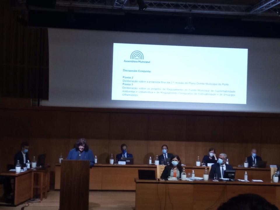 Intervenção de Carla Leitão na discussão do PD