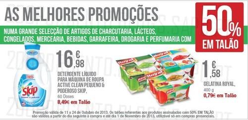 Até 24 Outubro, campanhas + oferta entrega, no El Corte Inglés