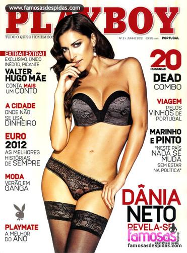Dania Neto Playboy