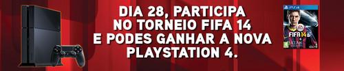 Passatempo | WORTEN | Ganha a nova PlayStation 4