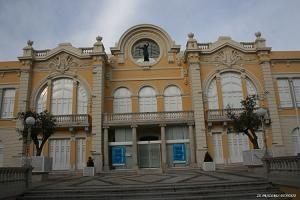 Centro Cultural Olga Cadaval em Sintra O Canto do nelson