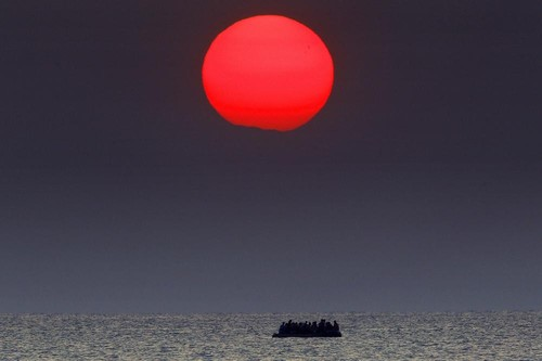 Guardian photographer of the year 2015 Yannis Behr