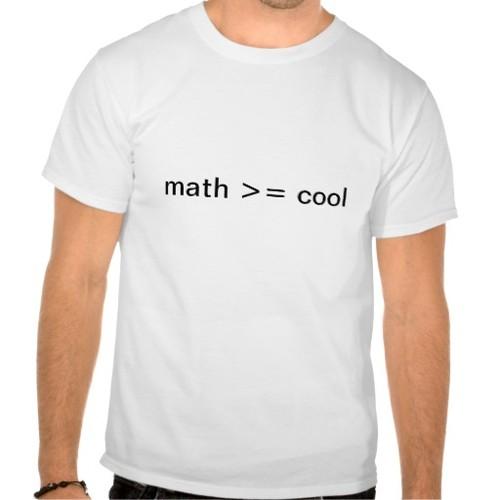 T shirt para amante de matemática