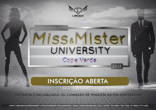 miss e mister university
