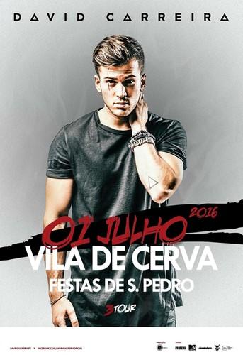 Vila de Cerva - São Pedro 2016 - David Carreira