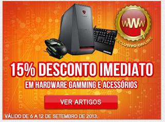 15% Gamming