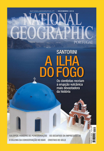 National Geographic Portugal - Nº 165 Dezembro (2