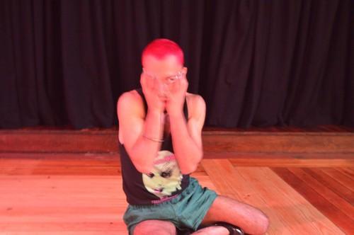 II Escrever nas Margens LGBT+ Sessão 1 por Pedro