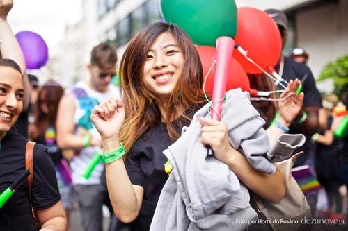 Out and About - Pride de Londres 2016 - © Horta do Rosário