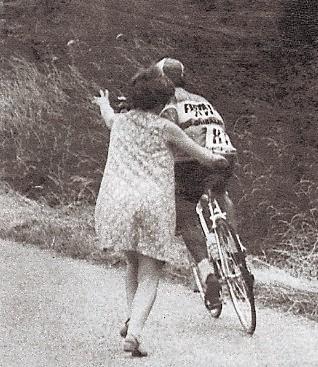 Joaquim Agostinho Tour 1969 5ª etapa Nancy - Mulh