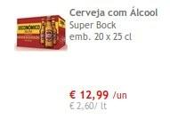 Super Preço | CONTINENTE | Cerveja Super Bock
