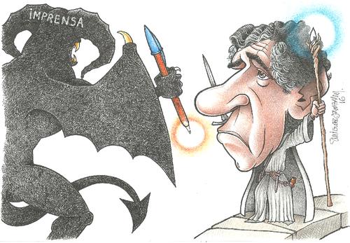Gandalf Santos, o Cinzento