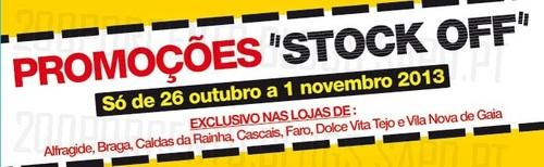 Antevisão - Stock Off   STAPLES   de 26 Outubro a 1 Novembro