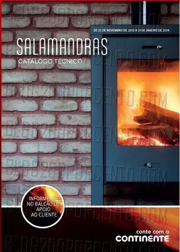 Novo Folheto | CONTINENTE | Salamandras até 31 janeiro