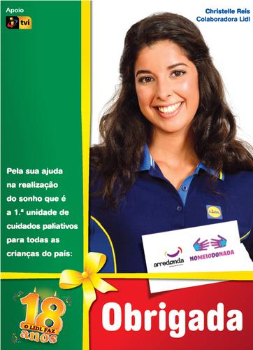 Arredondar LIDL - Cuidados Paliativos a crianças
