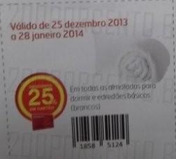 Acumulação a crédito | CONTINENTE |, almofadas, até 26 janeiro