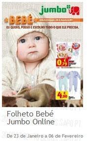 Folhetos | JUMBO | Bebé e Jumbo, até 6 fevereiro