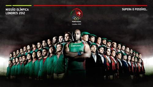 Missão olímpica Portuguesa