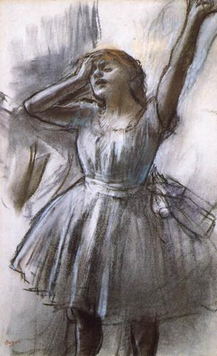 Degas, 1882