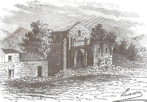 69 a2 - 1886- minho pitoresco-convento fiães-dese