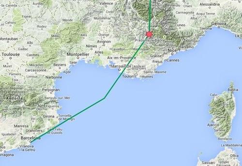 Avião acidente nos Alpes franceses 24Mar2015 c.jp