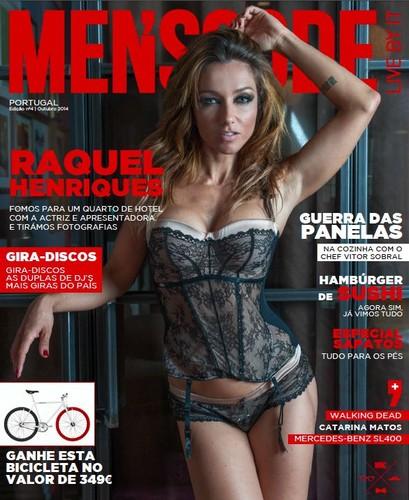 Raquel Henriques capa