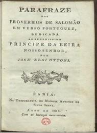 Livro editado por Manuel António da Silva Serva.j