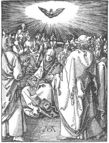 The-Descent-of-the-Holy-Spirit Albrecht Durer.jpg