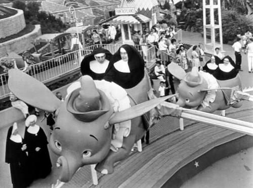 Anaheim_Catholic-School-Day at Disneyland-Sisters