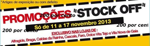 Stock Off | STAPLES | de 11 a 17 novembro