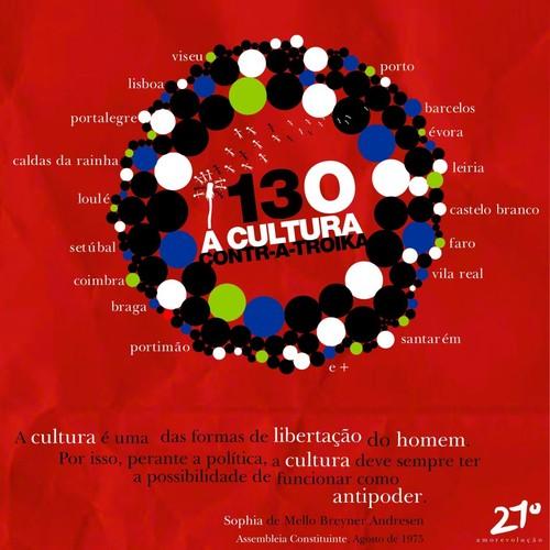 !3 de Outubro, manifestação cultural
