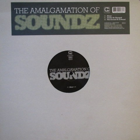 The Amalgamation Of Soundz ‎– Alone.jpg