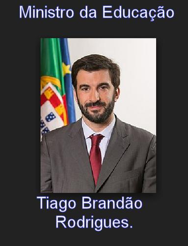 ministro da educaçao tiago brandao rodrigues 1 .p